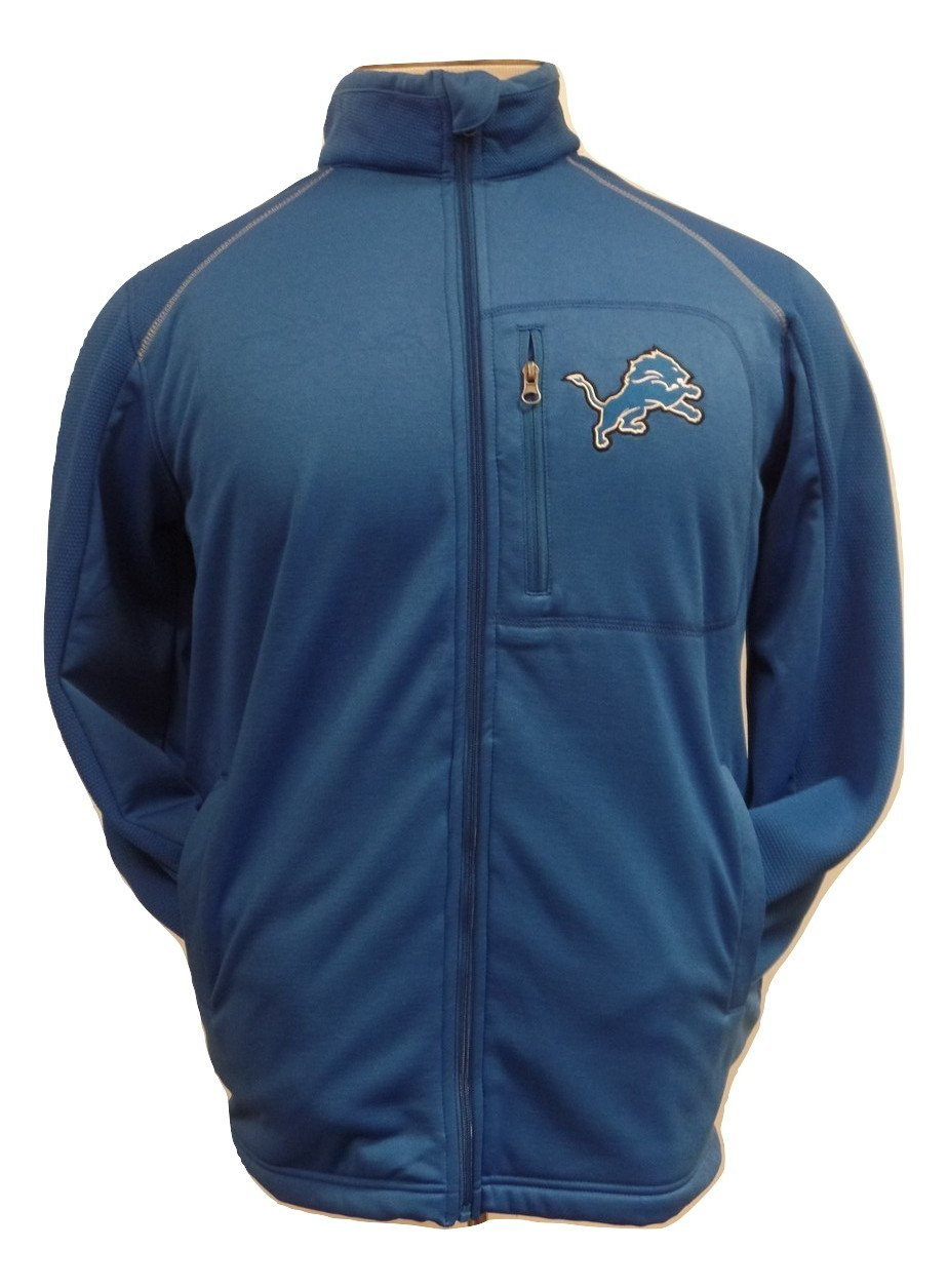 Detroit Lions Performance Fleece Full Zip Jacket by G-III Sports