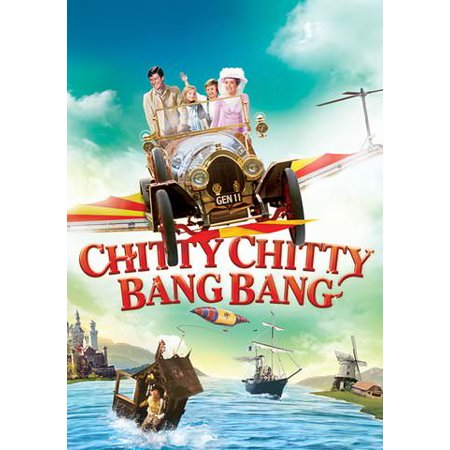 Chitty Chitty Bang Bang (Vudu Digital Video on