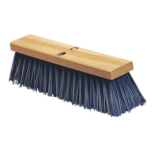 Carlisle Food Service Products Flo-Pac  Heavy Polypropylene Sweeper (Set of 6)