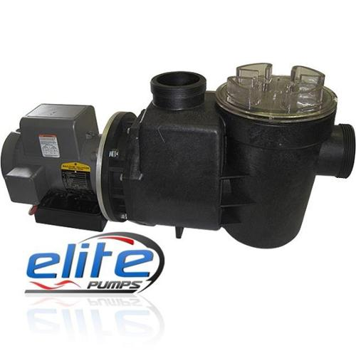 Elite Pumps 10500PPB35 Primer Pro 3 Baldor Series 10500 GPH Self-Priming External Pond Pump
