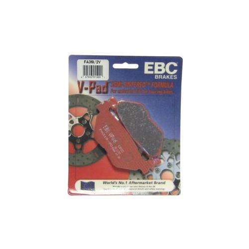EBC Semi Sintered V Brake Pads Rear Fits 09-12 Yamaha Vmax 1700 VMX1700