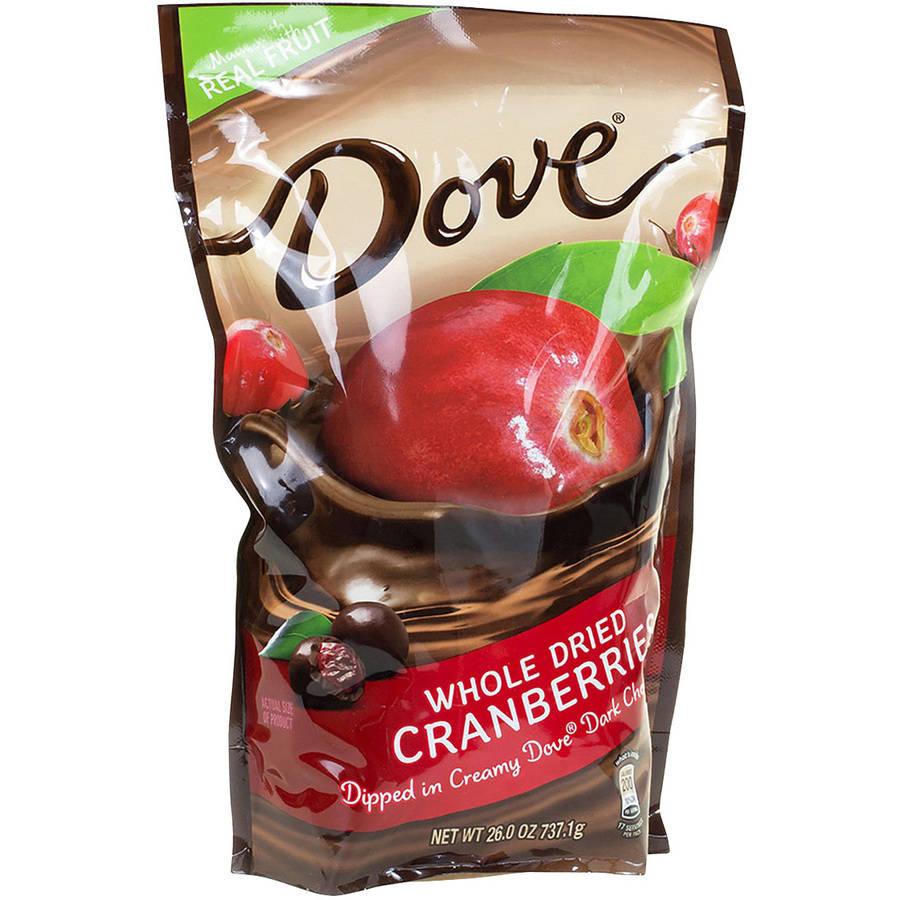 Dove Whole Dried Cranberries, 26 oz by DOVE