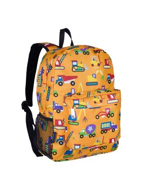 410326aa3d Product Image Olive Kids Under Construction 16 Inch Backpack