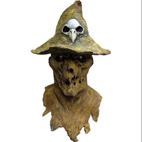 Evil Scarecrow Mask Wizard Of Oz Halloween Costumes