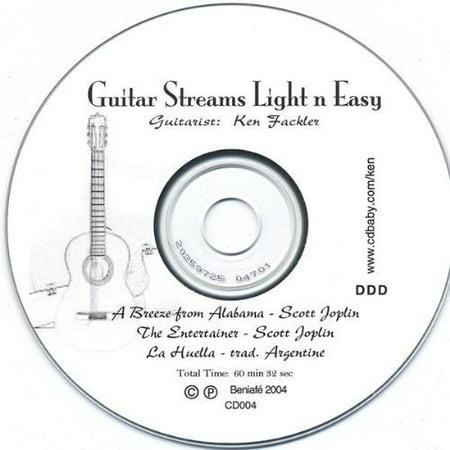 Guitar Streams Light N Easy](Halloween Music Stream)