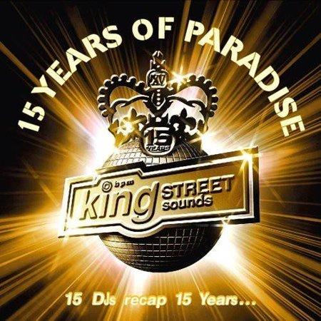 15X15  15 Djs Recap 15 Years Of Paradise