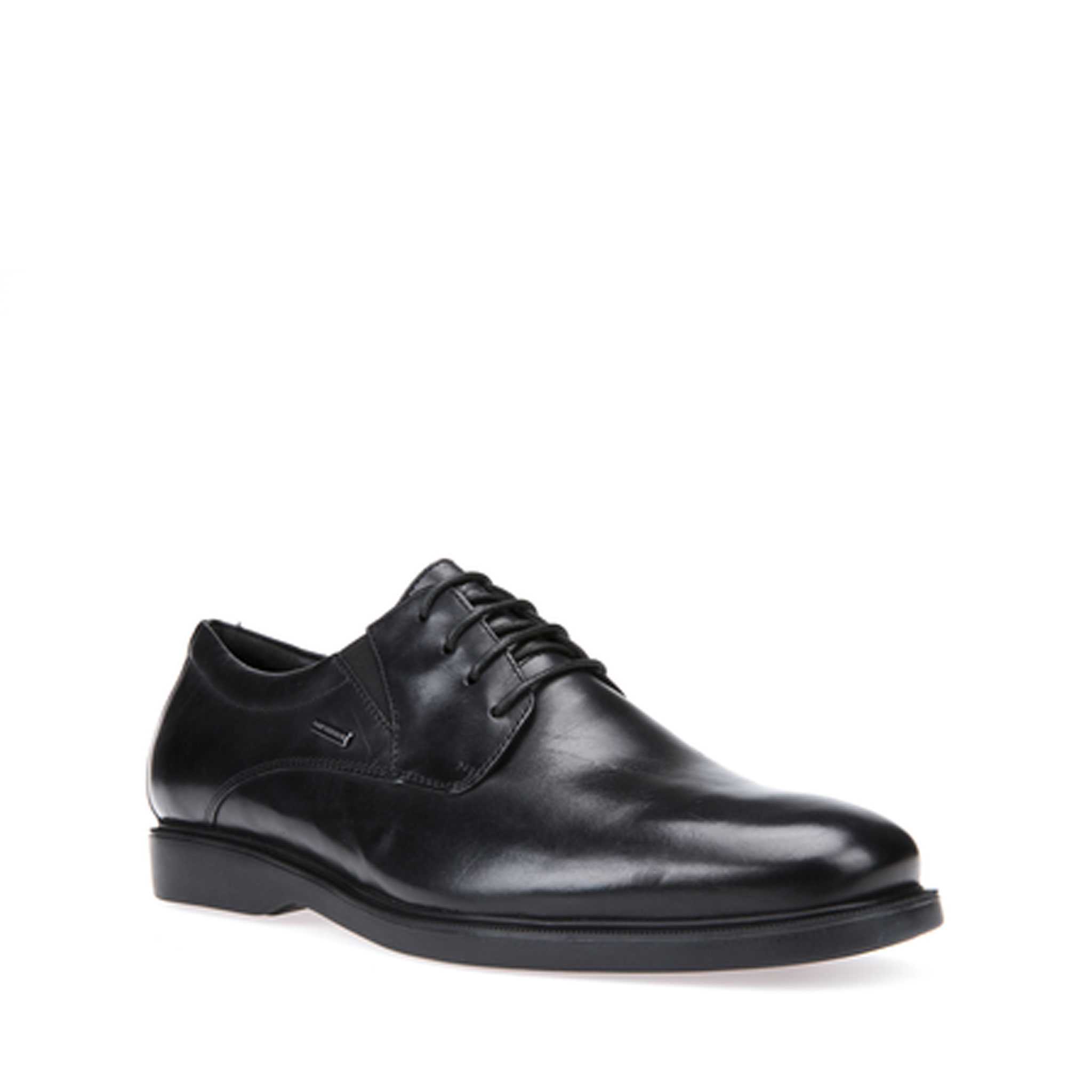 Geox Men's Brayden Oxford in Black - image 2 de 4