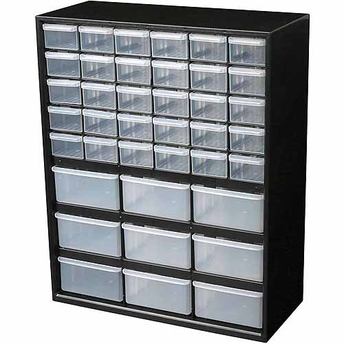 Flambeau 6576ND 39 Drawers Utility Box