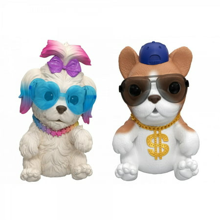 Little Live OMG Pets Have Talent - 2 Pack - Rainbow Pop and Hip Hop