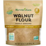 Nature's Eats Walnut Flour, Finely Ground, 16 Oz
