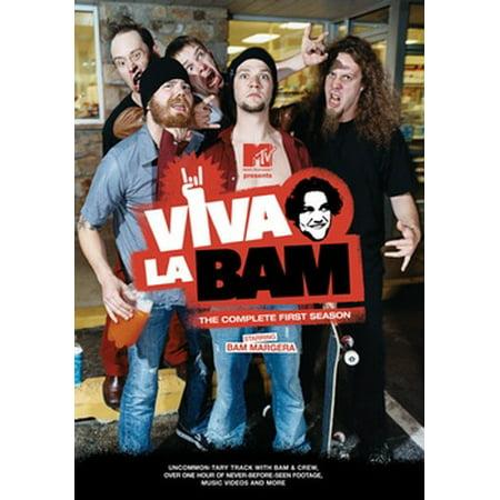 Viva La Bam: The Complete First Season (DVD)](Bam Bam Off The Flintstones)