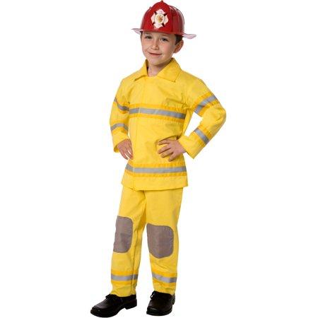 Fireman Rescue Suit Classic Child