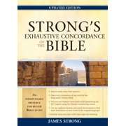 Best Bible Concordances - Strong's Exhaustive Concordance to the Bible Review