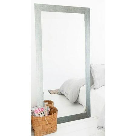 Brandtworks Modern Leaning Floor Mirror