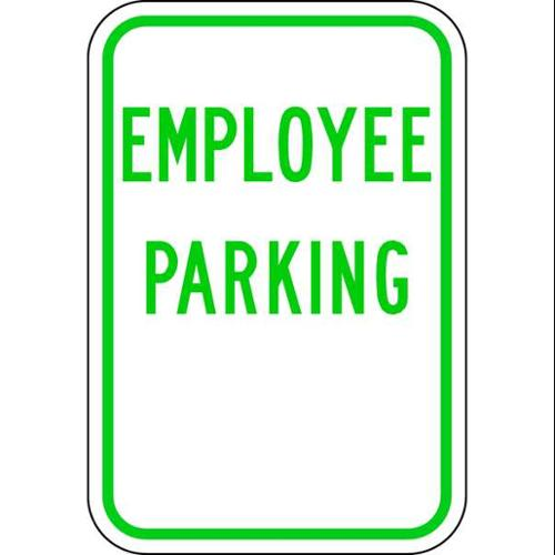 "Parking Sign, Zing, 2282, 18""Hx12""W"