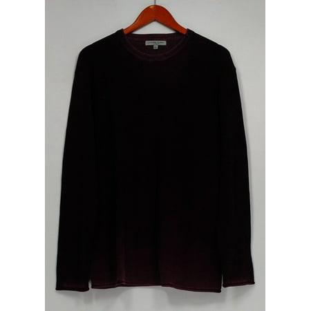 Copper Jones Crewneck Sweater Sz L Long Sleeve Basic Purple