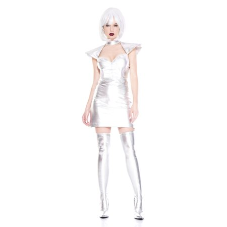 Girls Space Costumes (Space Cadet Girl 70944-ML)