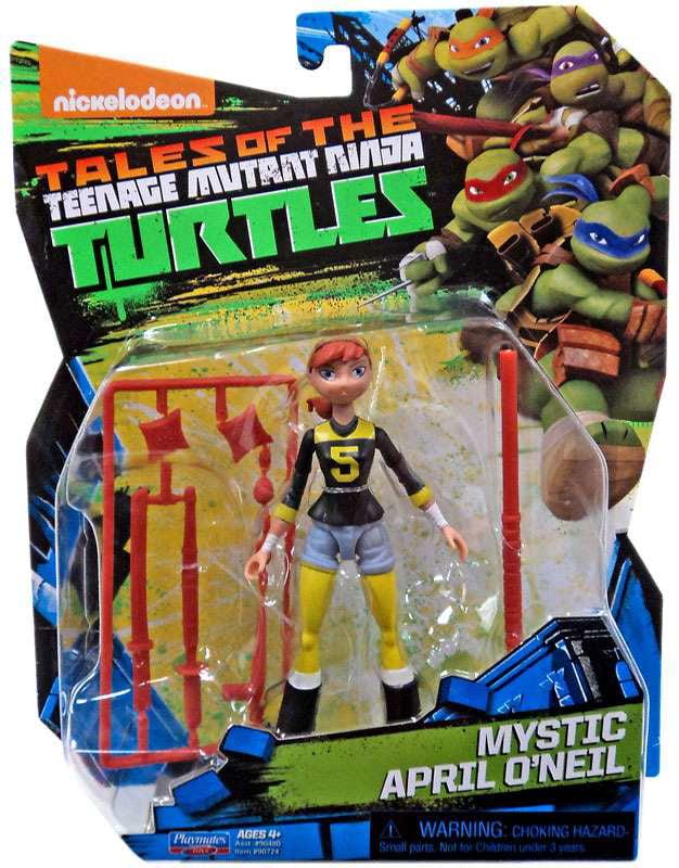 TMNT Teenage Mutant Ninja Turtles April O/' Neil Portable Computer Suitcase