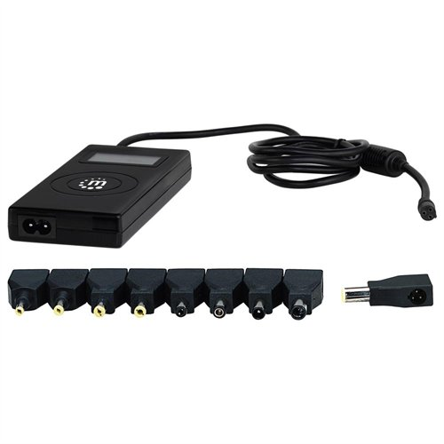 Manhattan Products 101684 Manhattan 101684 Universal Notebook Power Adapter [90 Watt]