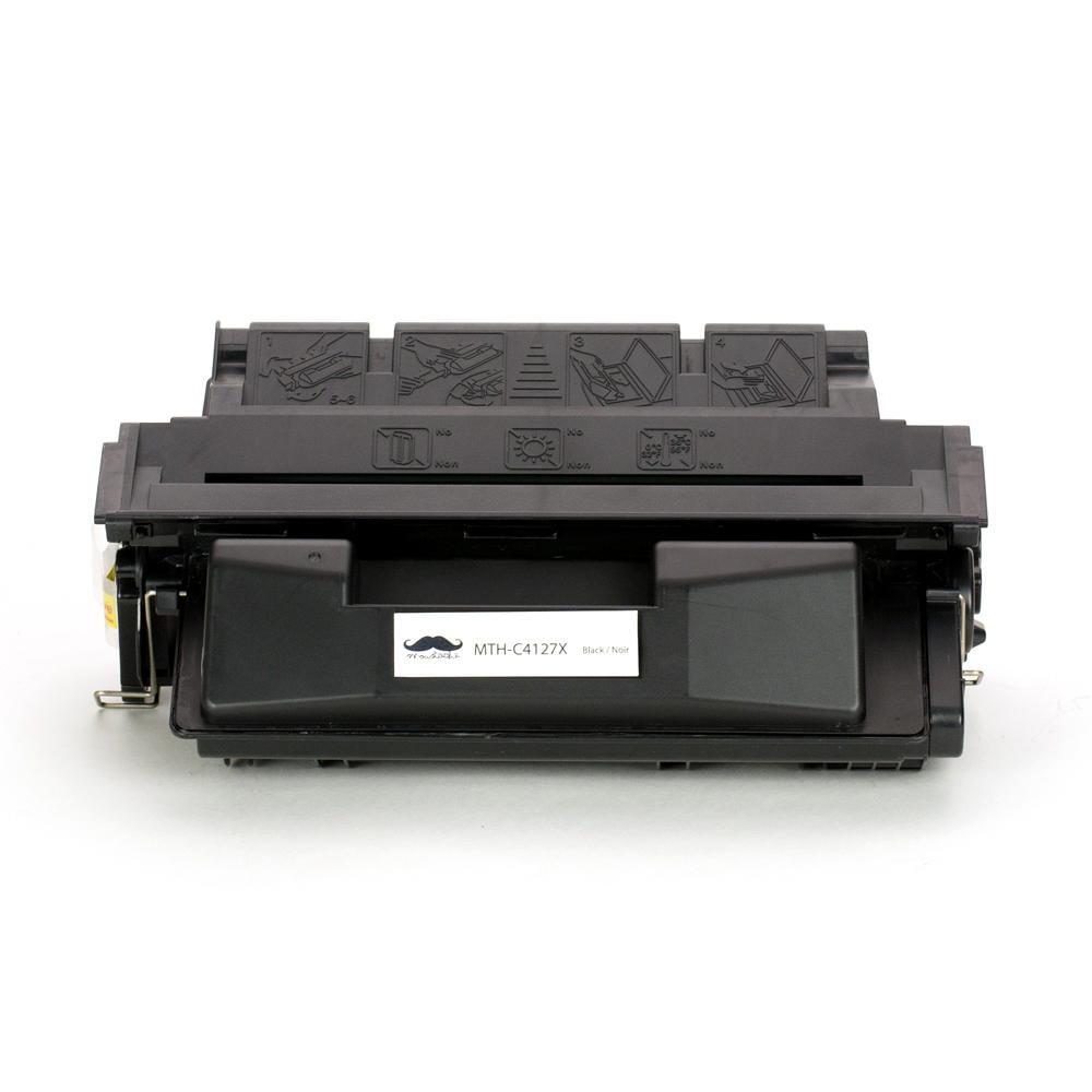 1 Pack Compatible C4127X 27X Black Toner For HP LaserJet 4000 4000TN 4050N 4050