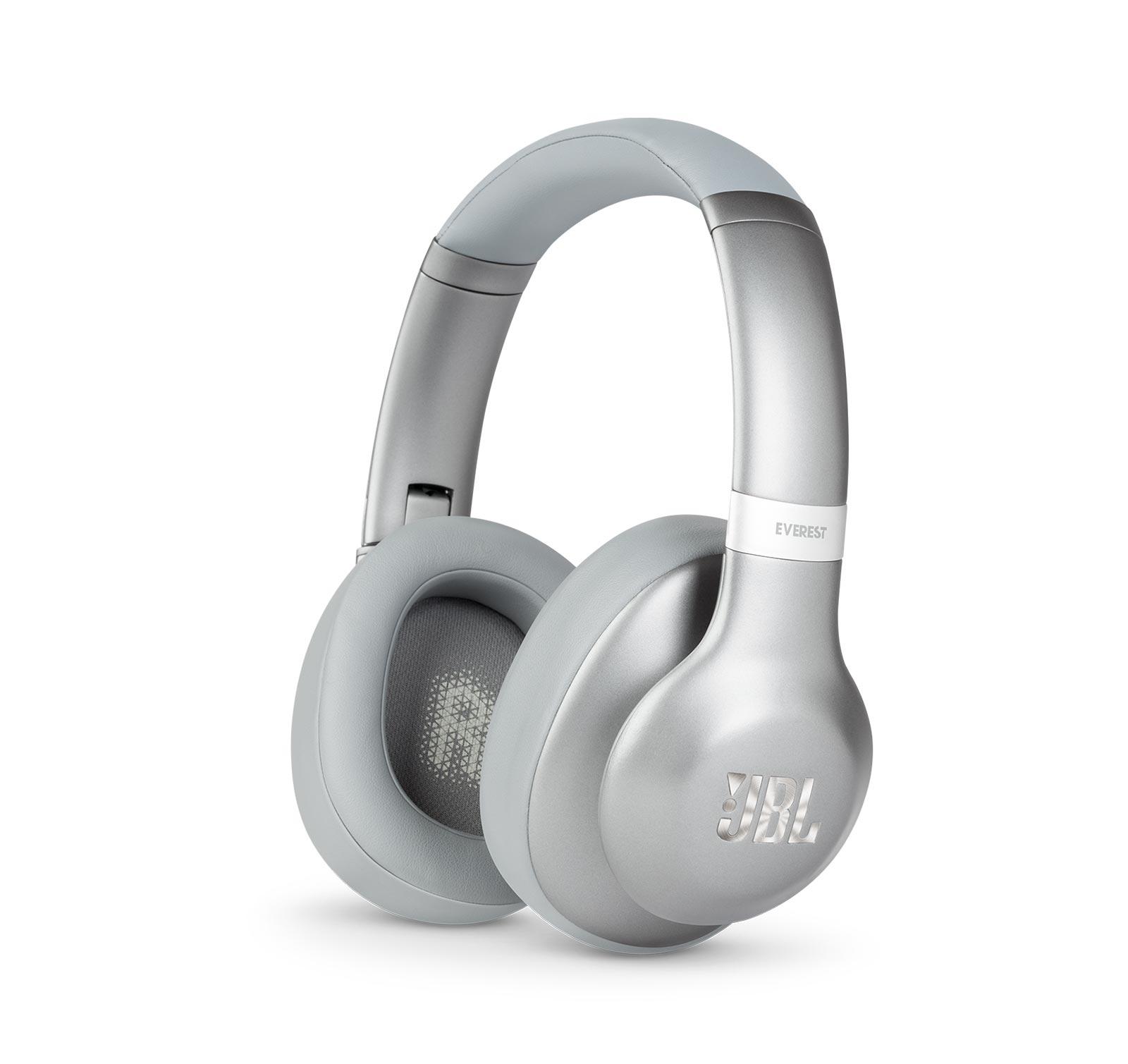 JBL Everest 710 Silver Open Box Wireless Over-Ear Headphones by JBL