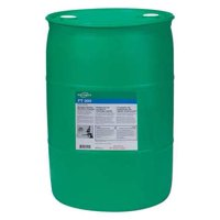 BIO-CIRCLE 53G178 Fast Drying Surface Cleaner,55 gal,Clear