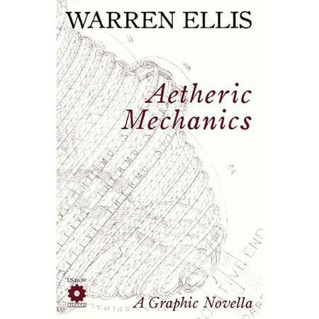 Warren Ellis Aetheric Mechanics