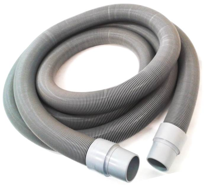 25 ft. Vacuum Hose with Cuffs