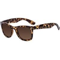 DNA Womens Prescription Sunglasses, A2008 Tortoise