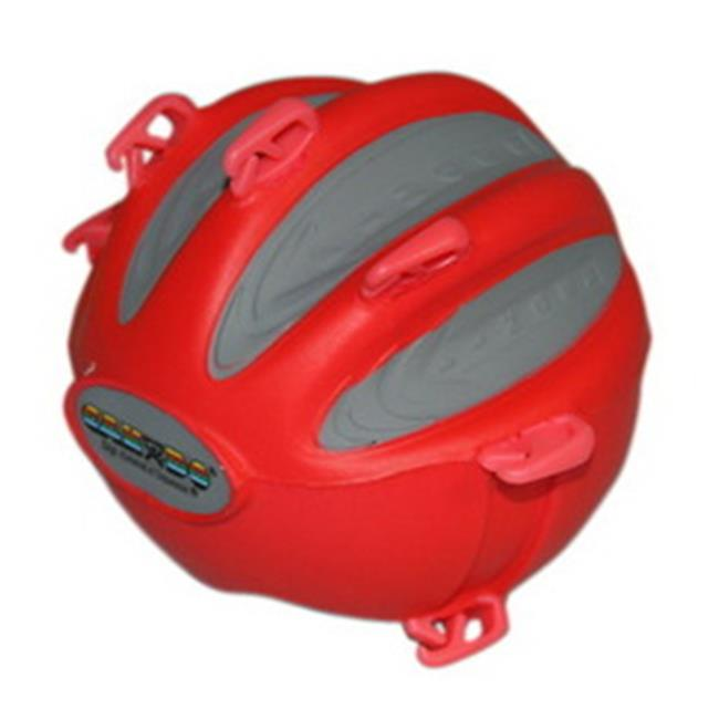 Cando Digi-Extend N squeeze Exerciser, Light, Red - Small