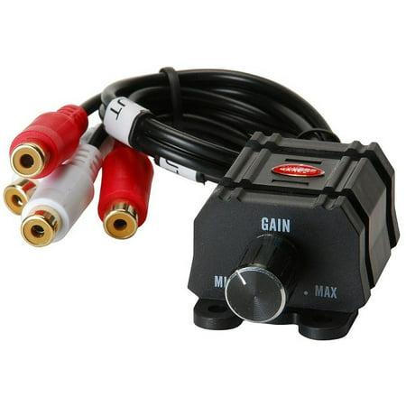 Universal Modular Amplifier (AALC UNIVERSAL RCA LINE BASS LEVEL CONTROL KNOB FOR)