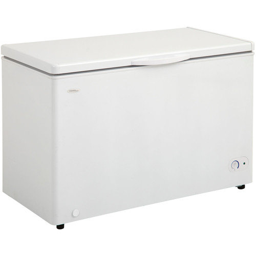 Danby 10 2 Cu Ft Chest Freezer White Walmart Com