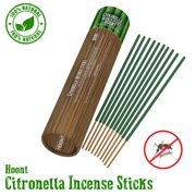 "Best Incense Sticks - Hoont Citronella Incense Sticks - Long Lasting 11"" Review"