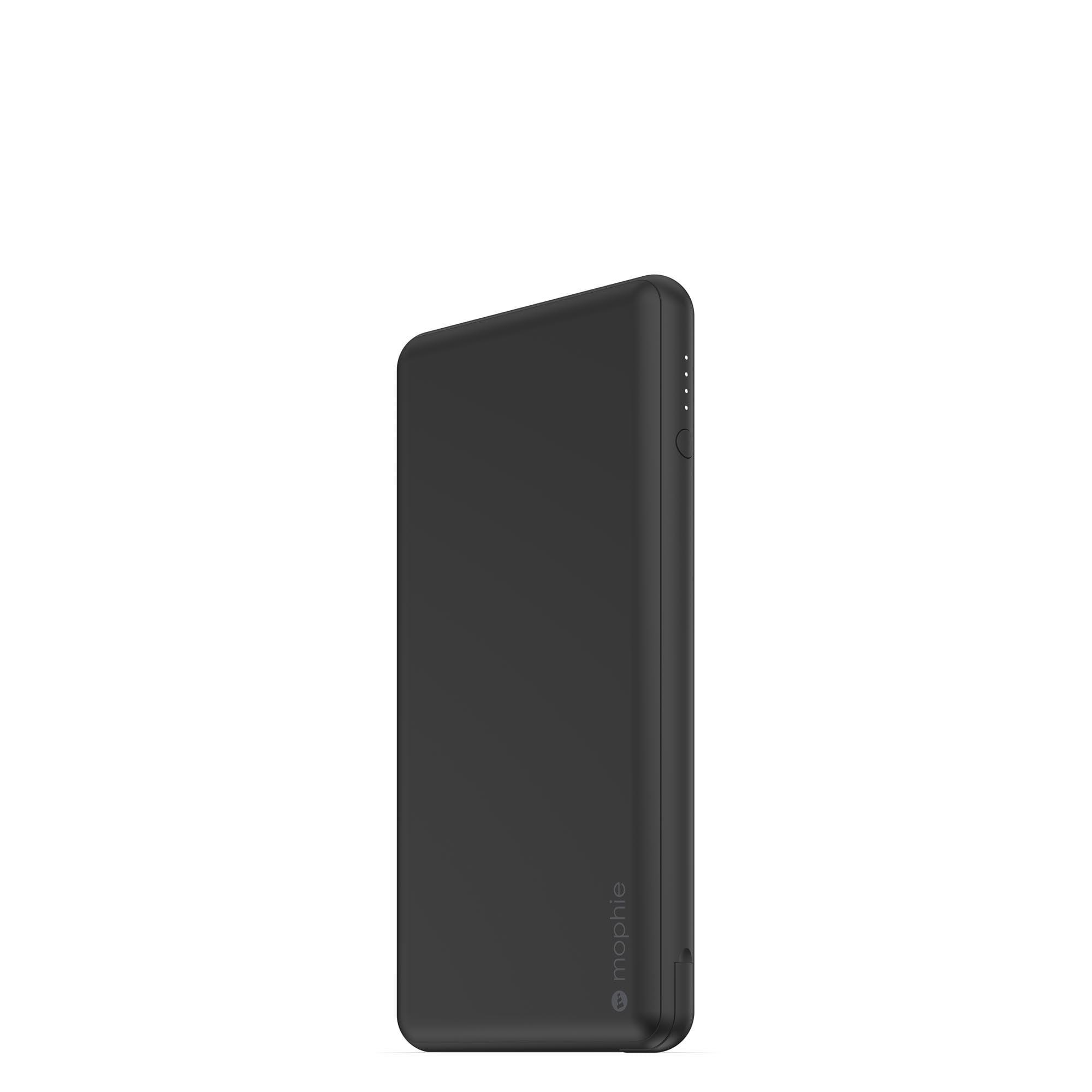 new concept 9da30 690ec Mophie 12,000mAh Powerstation Plus XL USB Type-C Power Bank, Black