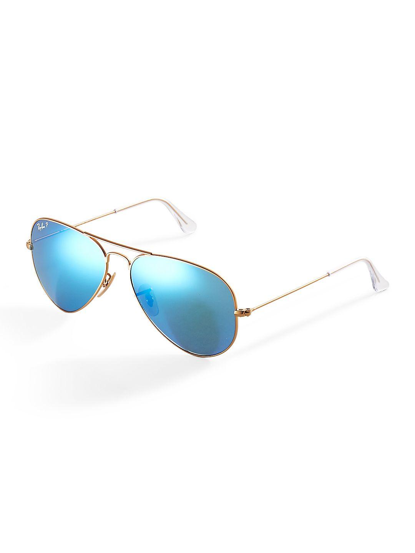 Original 58MM Polarized Aviator Sunglasses