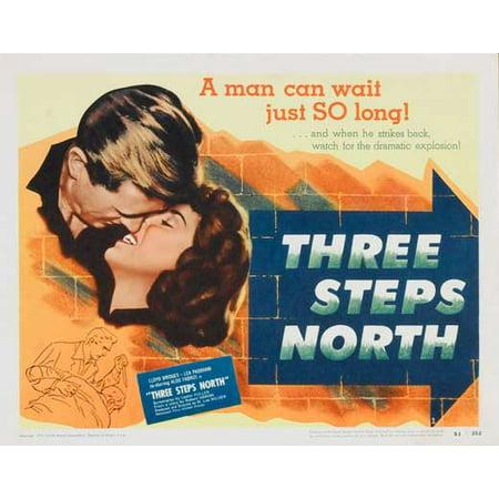 Three Steps North POSTER Movie Mini Promo
