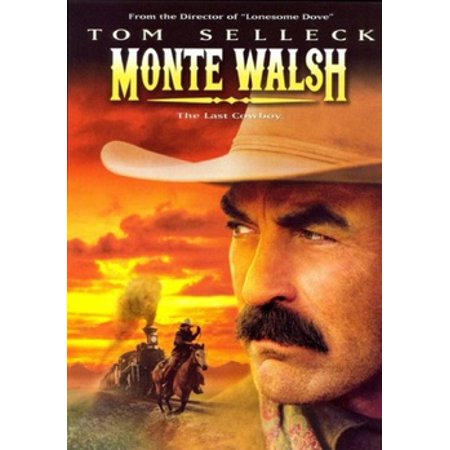 Monte Walsh: The Last Cowboy (DVD)
