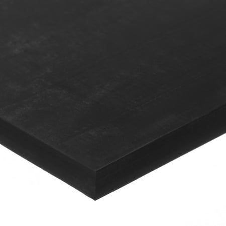 Ultra Strength Buna N Rubber Sheet No Adhesive 50A 1 8 Thick x 12 Wid