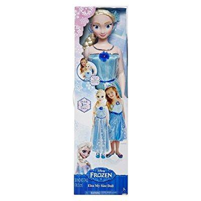 Disney Frozen My Size Elsa