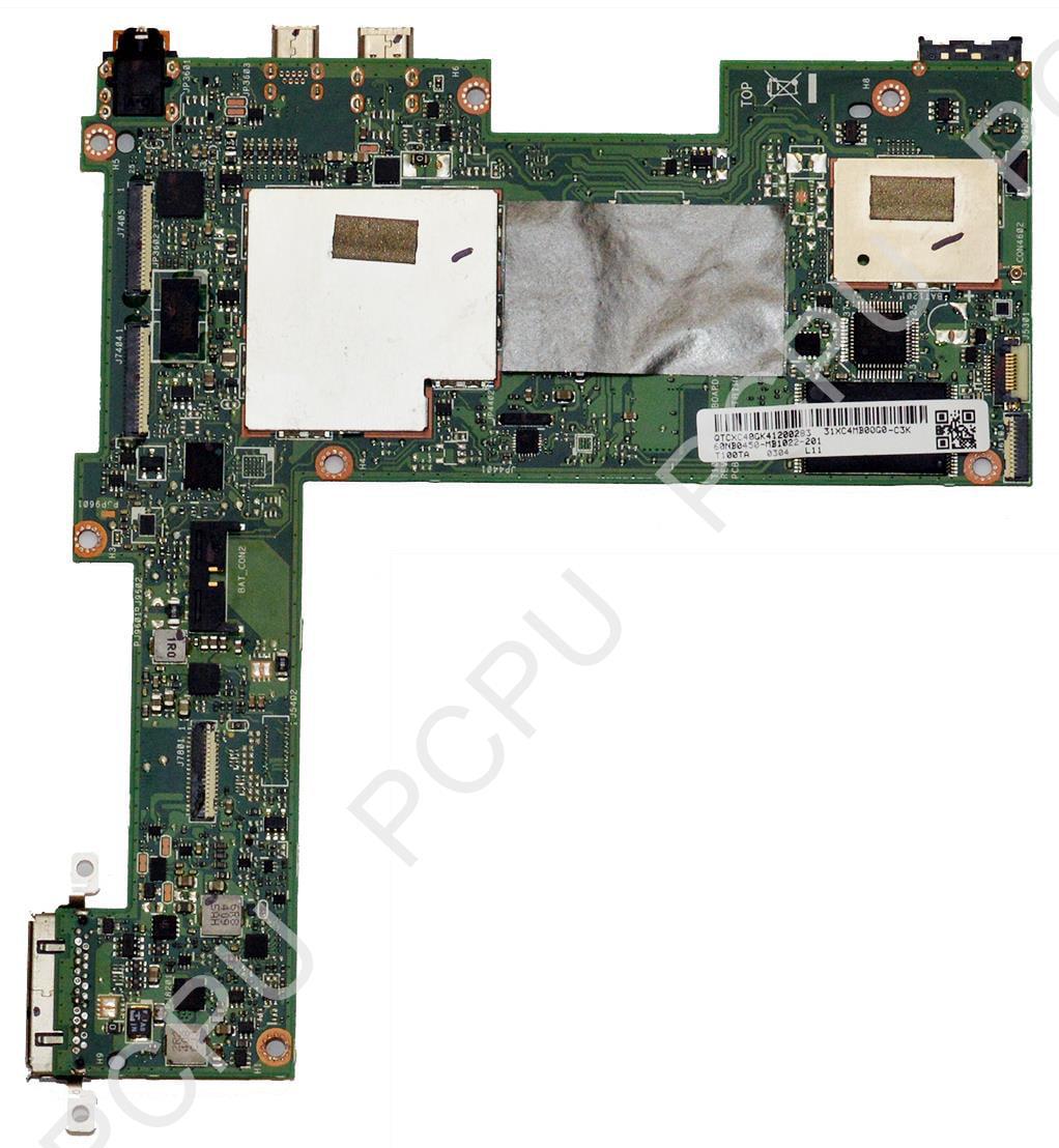Asus Transformer T100TA Motherboard 64GB w// Z3740 1.33Ghz CPU 60NB0450-MB2022