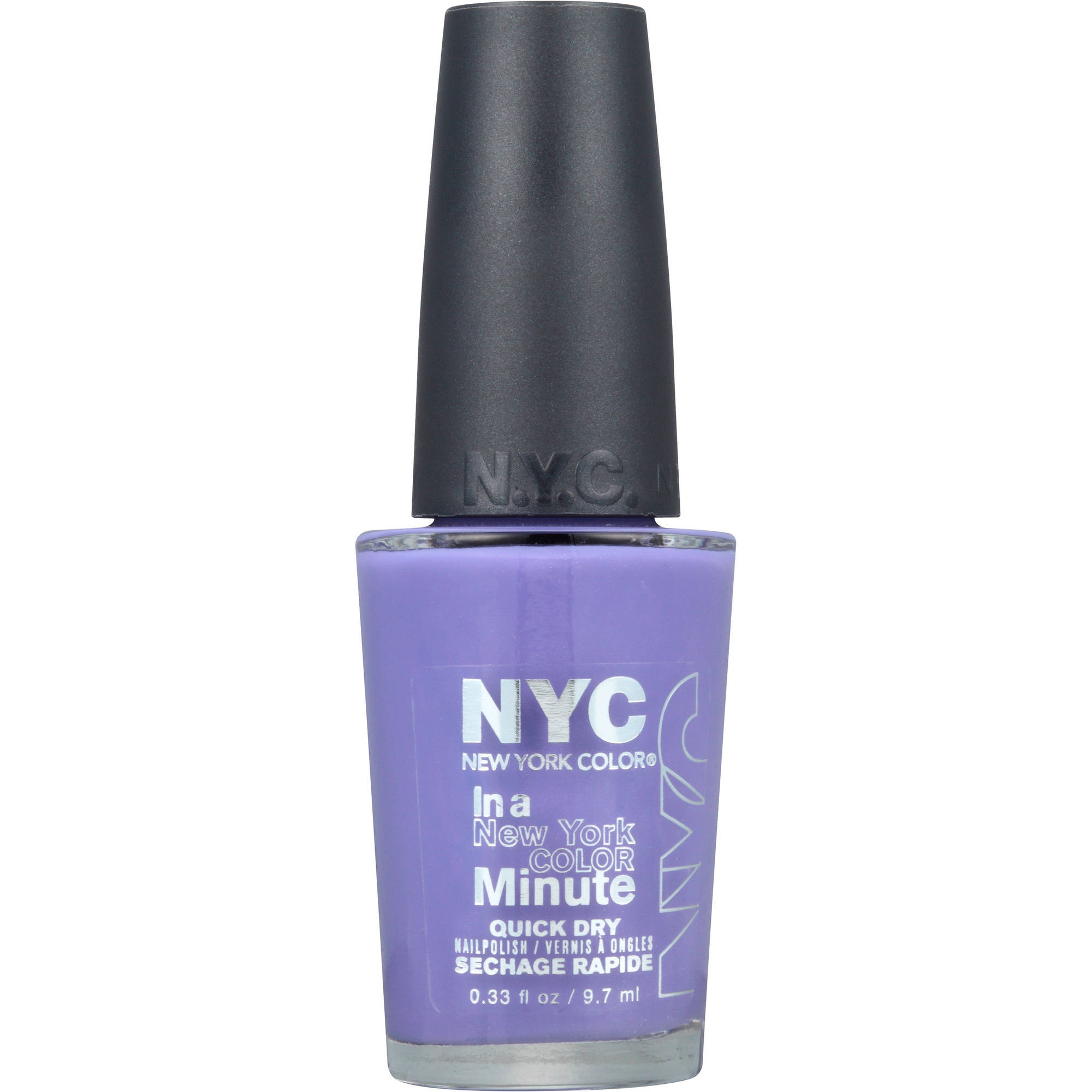 NYC New York Color In a New York Color Minute Nail Polish, 265 ...