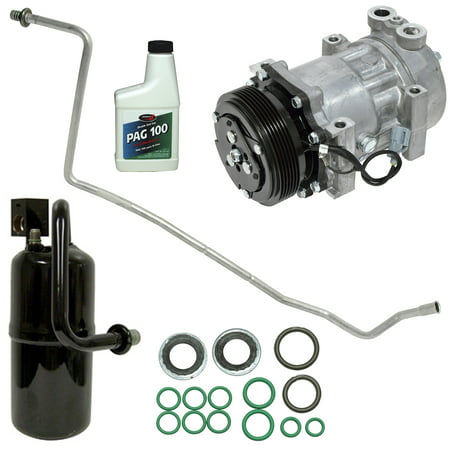 New A/C Compressor and Component Kit 1051475 - 55036340 Cherokee