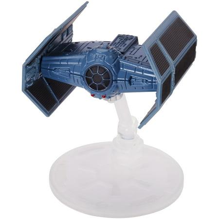 Hot Wheels Star Wars 40th Anniversary Darth Vader X1 TIE Fighter - Darth Maul Theme