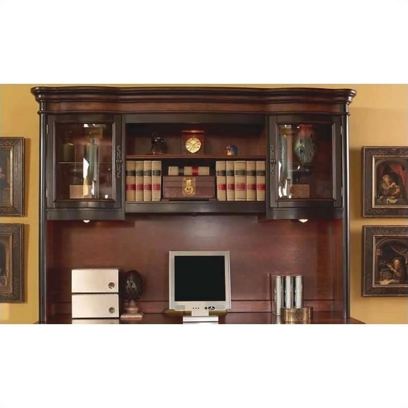 Coaster Pergola Hutch for Home Office Credenza Desk by Coaster