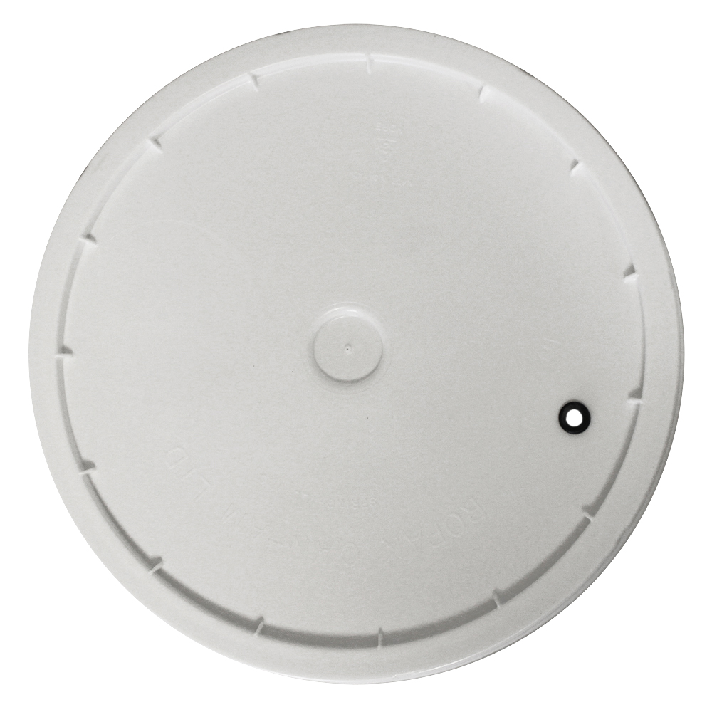 Drilled Lid for 7.9 Gallon Primary Fermenter by Home Brew Ohio