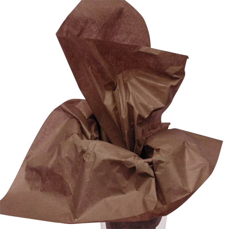 "Brown Tissue Papers 20"" X 26"" 