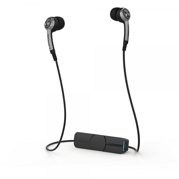 IFROGZ Plugz Wireless Bluetooth Earbuds - Silver