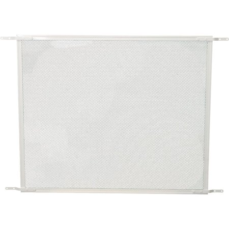 Prime Line Products PL 15937 Sliding Patio Door Grille, White, (Patio Door Grilles)