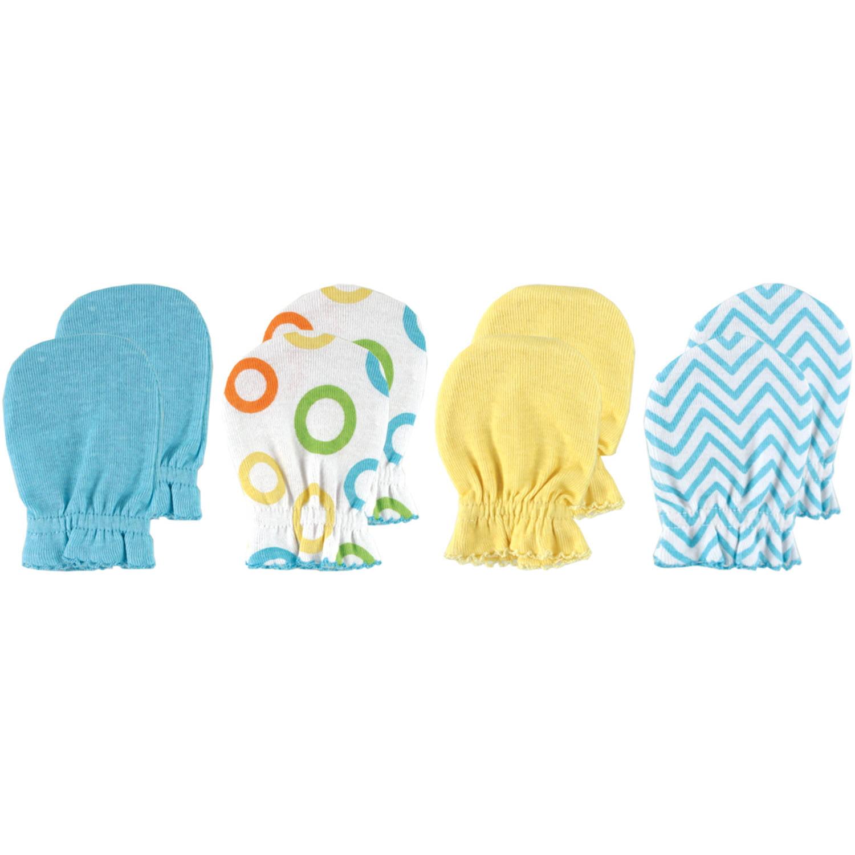 Century Star Newborn Baby Mittens 0-6 Months for Infant Baby Boy Girl Newborn Mittens Baby Gloves