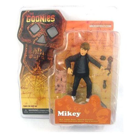 Mikey Action Figure The Goonies 1985 Cult Classic Movie Merchandise 1980S Retro 7   Toy Collectible Sean Astin Richard Donner Adventure Mezco Stylized
